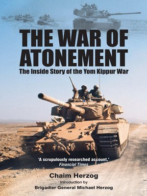 cover image of The War of Atonement